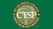 Certified Tree Care Safety Professional by Tree Care Industry Association (TCIA) | Signature Tree Care