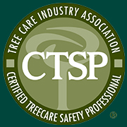 Certified Treecare Safety Professional by Tree Care Industry Association (TCIA) | Signature Tree Care