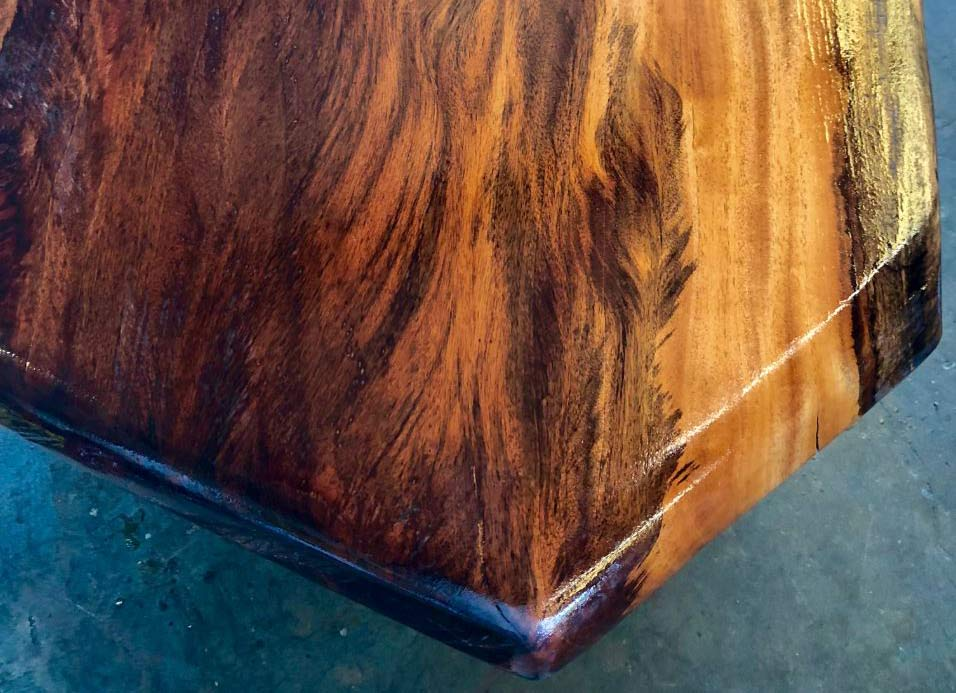 Live Edge Wood Table Top | Signature Tree Care