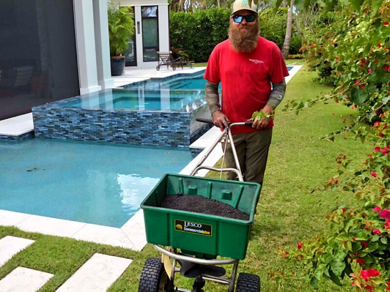 Organic Fertilization | Signature Tree Care in Naples and Ft. Myers, FL